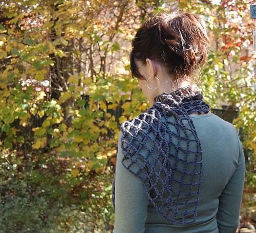 Men's Bike Chain Hat and Scarf « Wolf Crochet